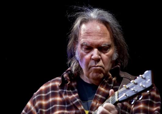 Neil Young GigCity Edmonton