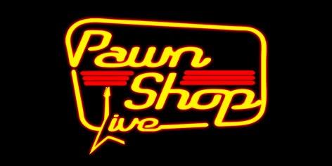 Pawnshop Live GigCity Edmonton