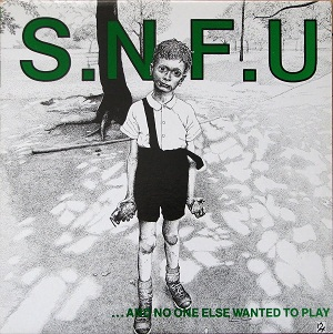 SNFU And No One Else Wanted to Play GigCity Edmonton