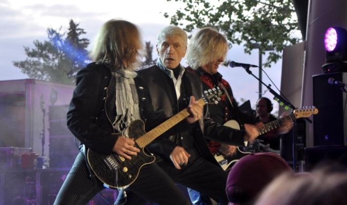 Edmonton Rock Music Festival Dennis DeYoung Styx GigCity
