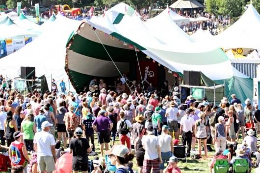 Edmonton Folk Music Festival 2015 GigCity