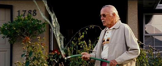 Stan Lee in X-Men: Last Stand