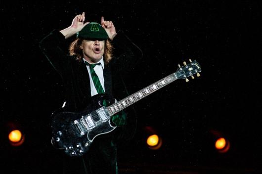Angus Young GigCity Edmonton AC/DC