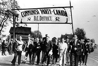 Communist Party of Canada CPC GigCity Edmonton