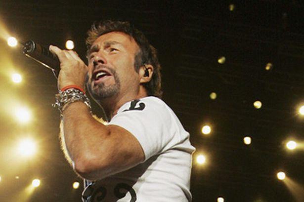 Paul Rodgers GigCity Edmonton