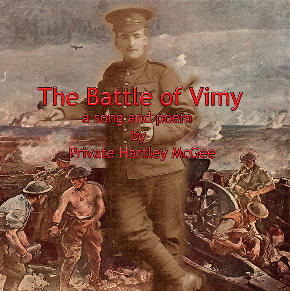 The Battle of Vimy GigCity Edmonton