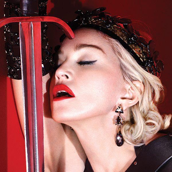 Madonna GigCity Edmonton
