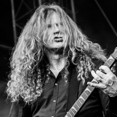 Megadeth Dave Mustaine GigCity Edmonton