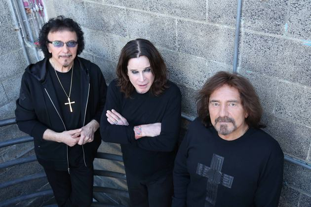 Black Sabbath GigCity Edmonton