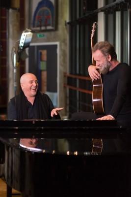 Sting Peter Gabriel GigCity Edmonton