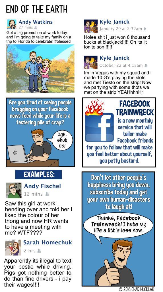 Facebook Trainwreck GigCity Edmonton