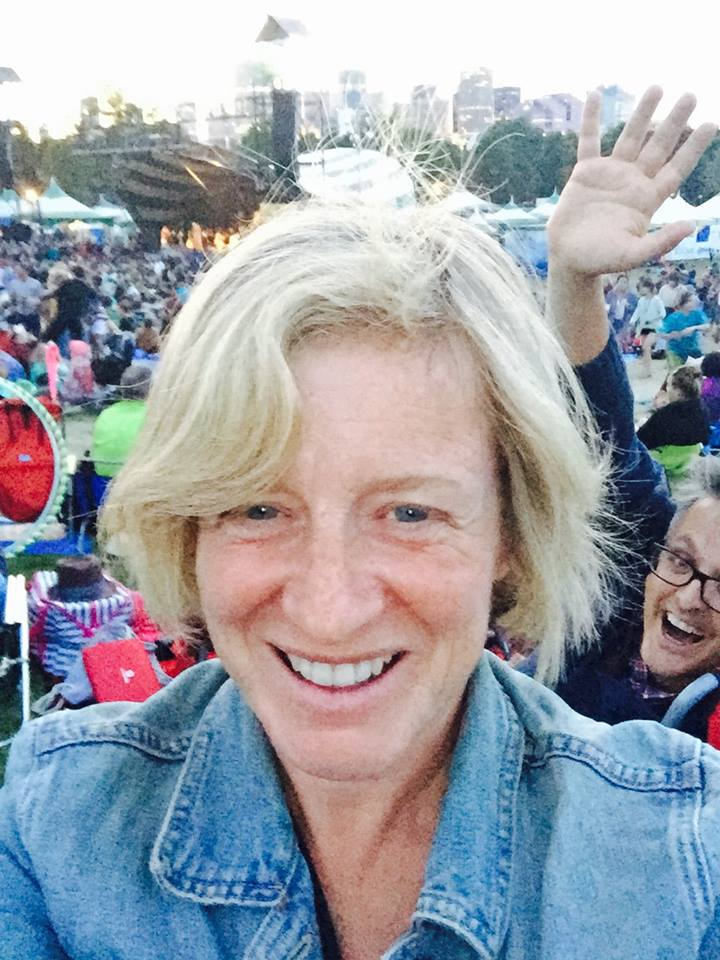 Rachel Notley Edmonton folk fest GigCity