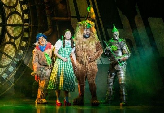 The Wizard of Oz GigCity Edmonton