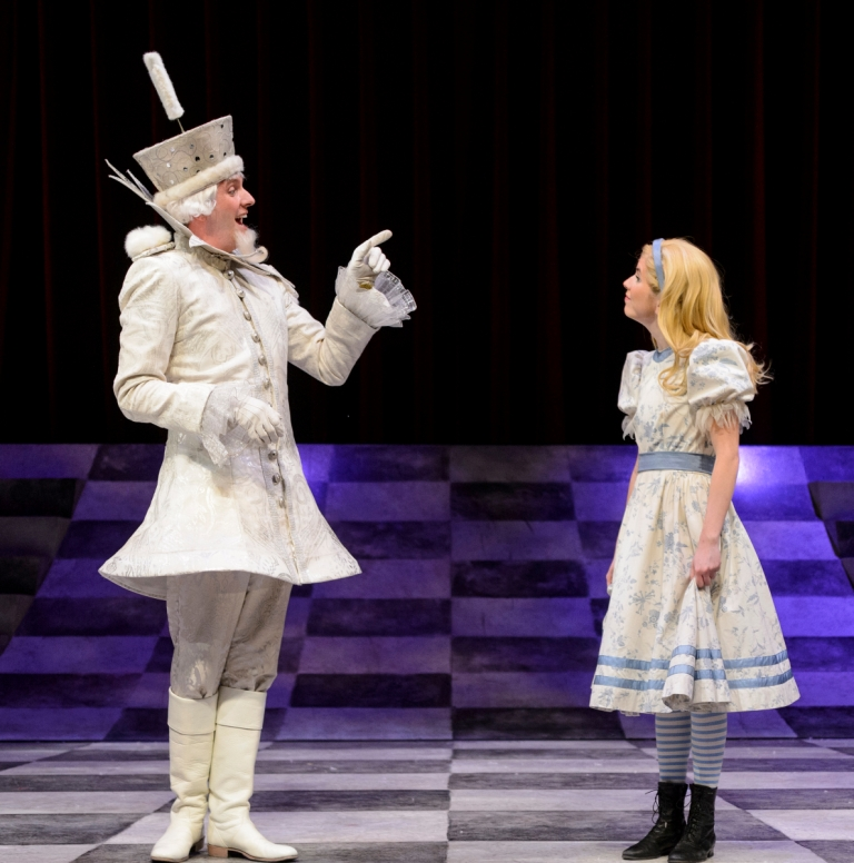 Alice Through the Looking Glass GigCity Edmonton