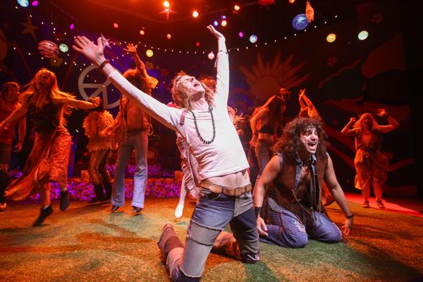 Hair Mayfield Theatre GigCity Edmonton