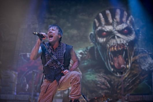 Iron Maiden GigCity Edmonton