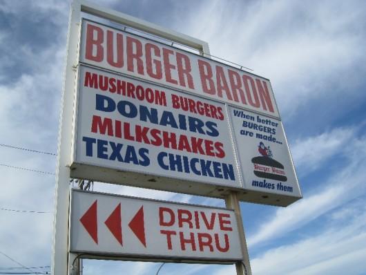 Burger Baron Twitter GigCity Edmonton