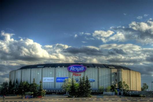 Edmonton Coliseum GigCity