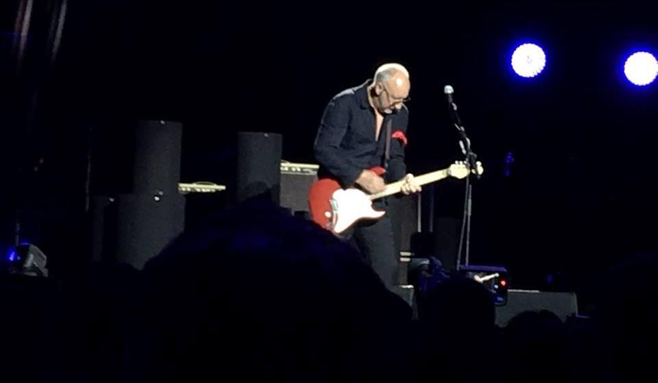 The Who Pete Townshend GigCity Edmonton
