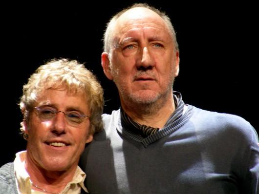 GigCity The Who Pete Townshend Roger Daltrey Edmonton