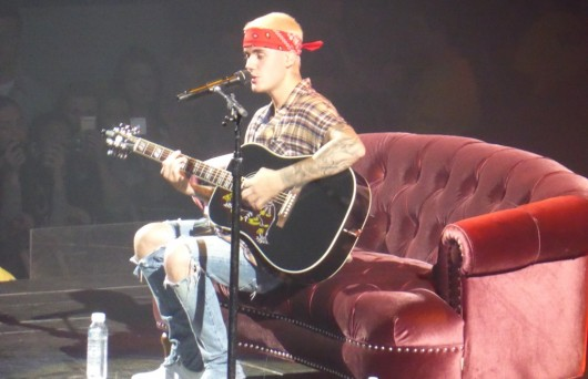 Justin Bieber GigCity Edmonton
