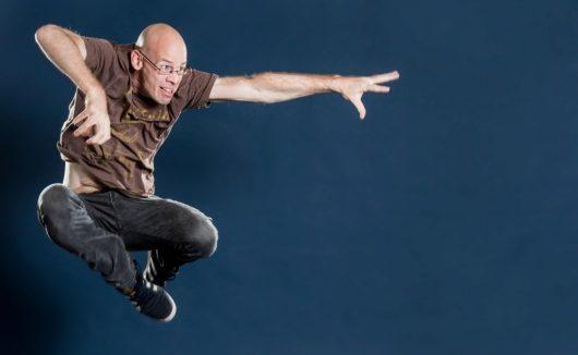 Icarus Rob Gee GigCity Fringe Edmonton