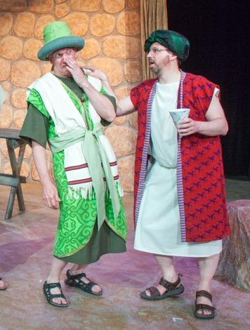 Jesus Master Buillder - A Divine Comedy GigCity Fringe Edmonton