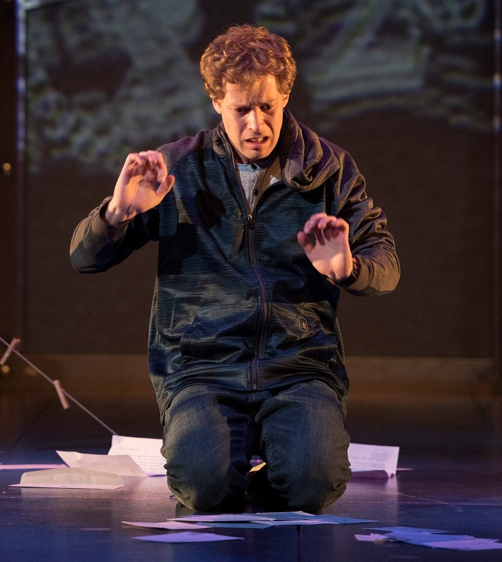 Curious Incident Citadel Theatre GigCity Edmonton
