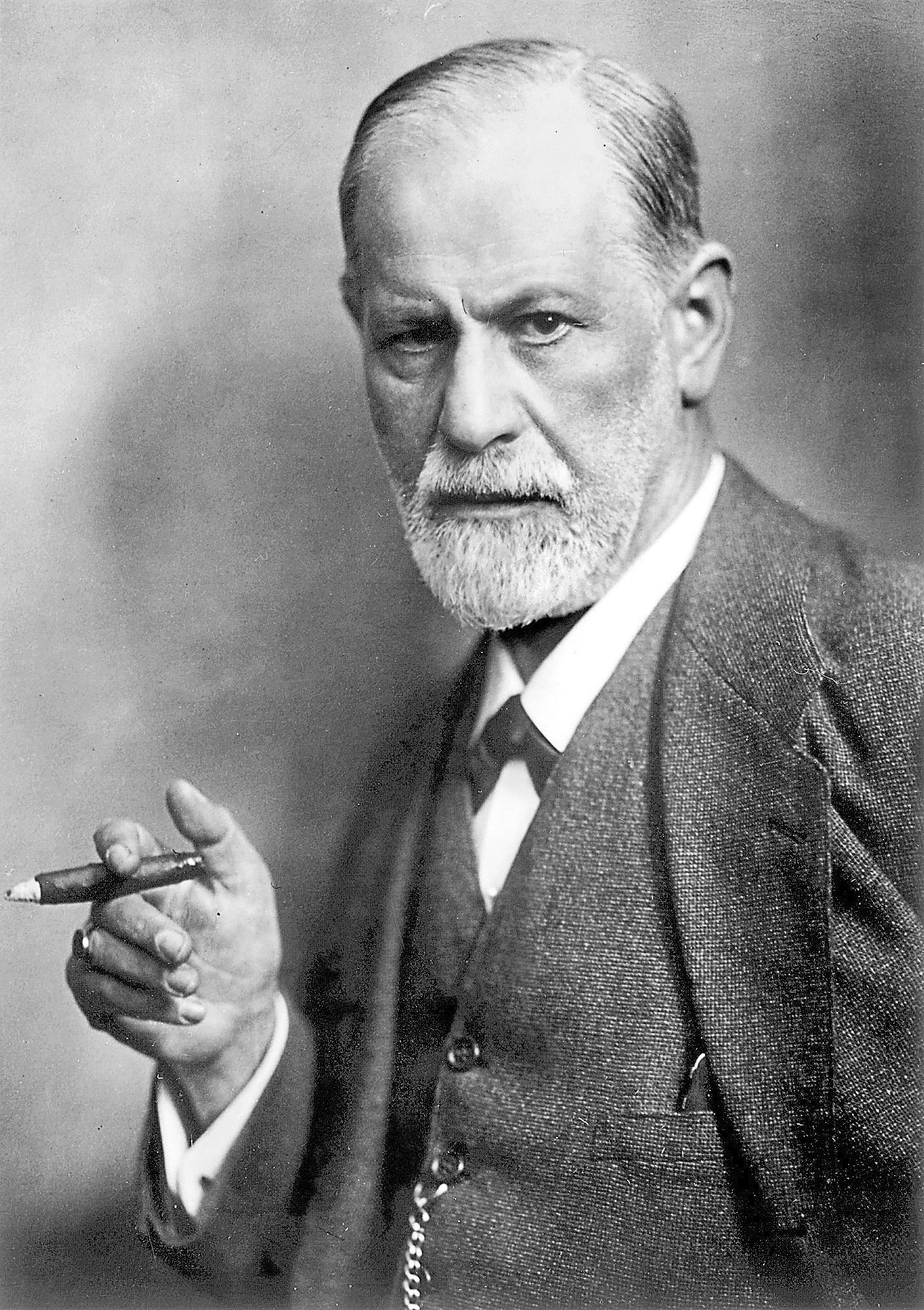 Sigmund Freud dissects the joke | GIG CITY