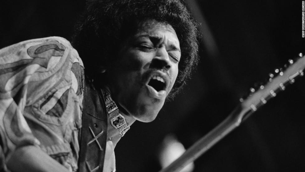 Jimi Hendrix GigCity Guitar Face Edmonton