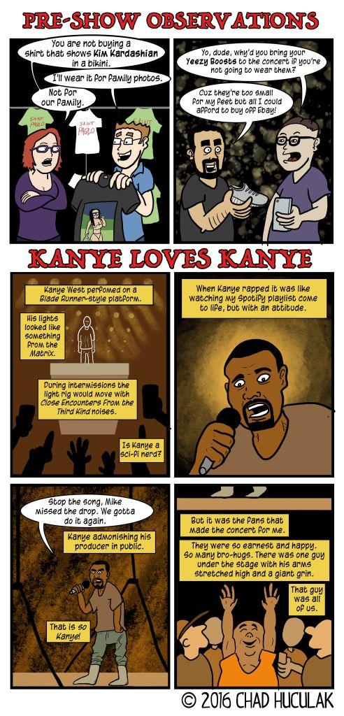 Kanye West GigCity Edmonton