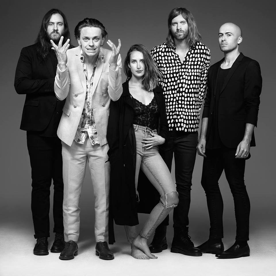 July Talk GigCity Edmonton