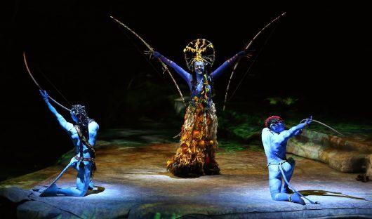 Toruk Cirque du Soleil GigCity Edmonton