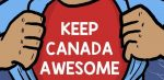 Keep Canada Awesome racism GigCity Edmonton
