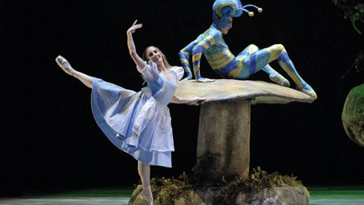 Alice in Wonderland Alberta Ballet GigCity Edmonton