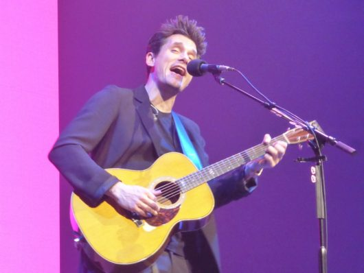 John Mayer GigCity Edmonton