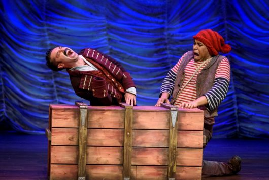 Peter and the Starcatcher Citadel Theatre GigCity Edmonton