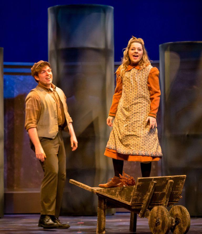 Opera NUOVA's Secret Garden blooms in dark musical at