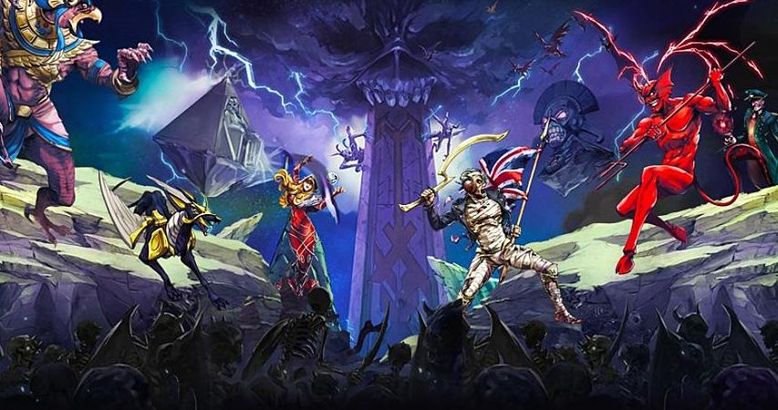 MUSIC PREVIEW: Maiden tour named for video game | GIG CITY