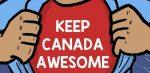 Keep Canada Awesome racism GigCity Edmonton